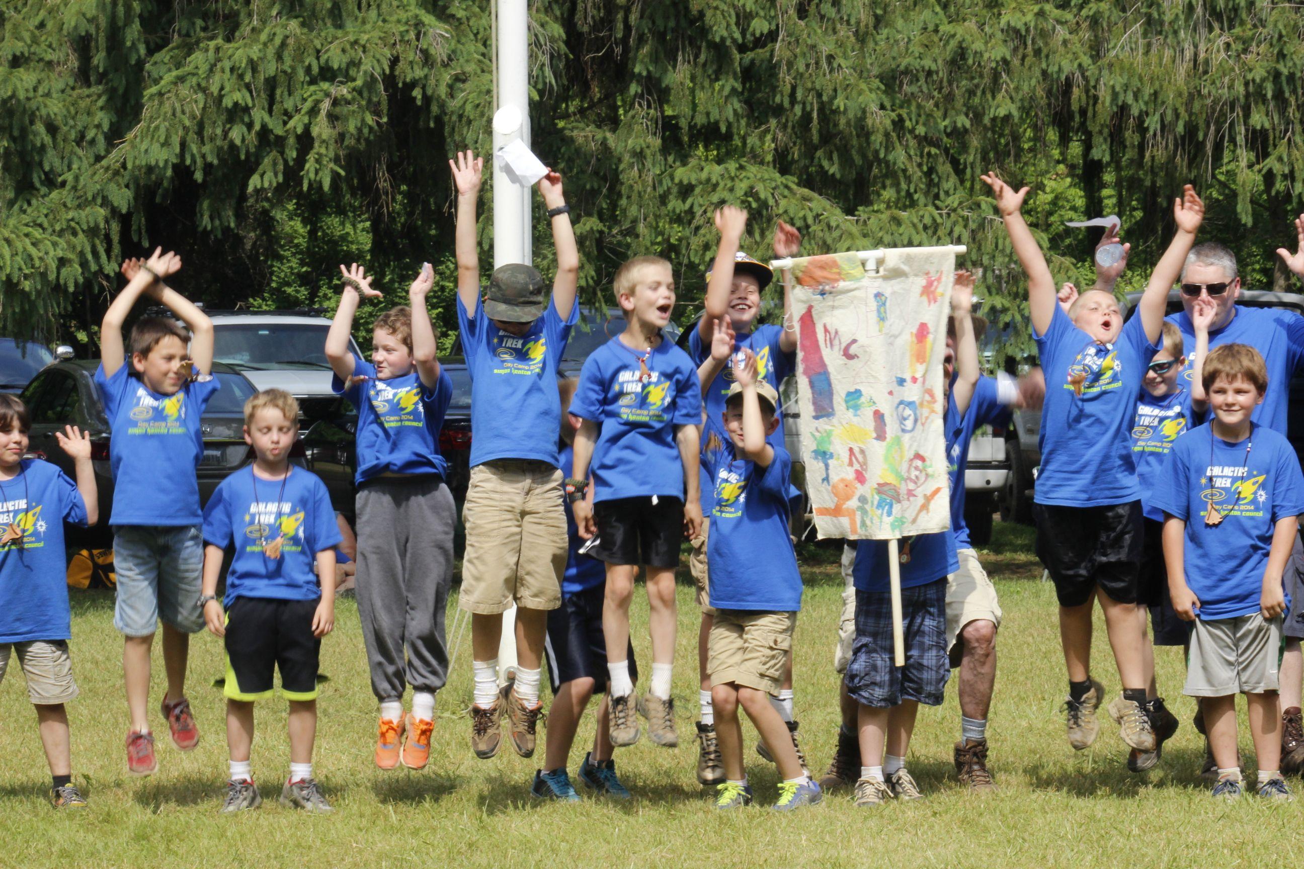 Day Camp 3 – Simon Kenton Council Boy Scouts of America