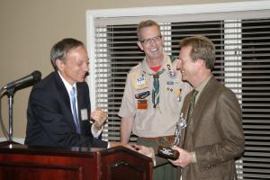 2013 Hilliard Good Scout Reception