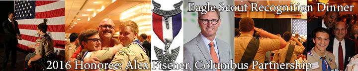 Eagle Dinner Banner