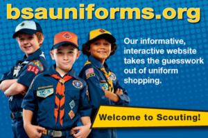 BSA-Uniforms